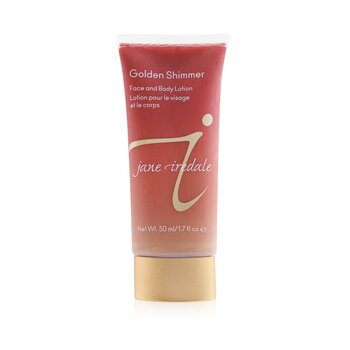 Jane Iredale Golden Shimmer (For Face & Body)  50ml/1.7oz