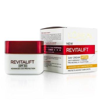 L'Oreal Revitalift Day SPF 30 (Anti Wrinkle + Firming) - Perawatan Anti Penuaan  50ml/1.7oz