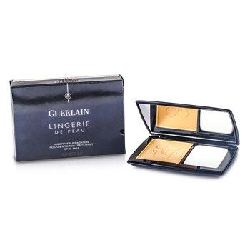 Guerlain پودر آرایش Lingerie De Peau با SPF20 - شماره 04 بژ متوسط  10g/0.35oz