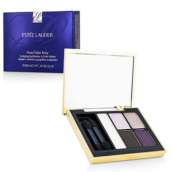 Estee Lauder Pure Color Envy Sculpting Luomiväri 5 värin paletti - 10 Envious Orchid  7g/0.24oz