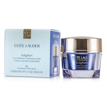 Estee Lauder Enlighten Crema Correctora de Tono de Piel Uniforme  50ml/1.7oz