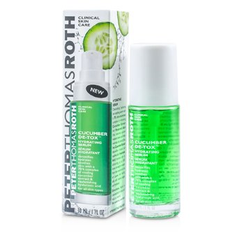 Peter Thomas Roth Cucumber De-Tox Hydrating Serum  30ml/1oz