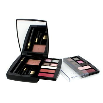 Lancome 24H A Paris Day To Night Make Up Palette (1xMini Virtuose Mascara, 1xBlush Subtil, 10xEye Shadow, 2xLip Color,...)