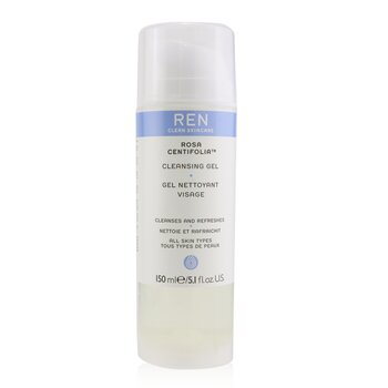 Ren Rosa Centifolia Cleansing Gel (All Skin Types)  150ml/5.1oz
