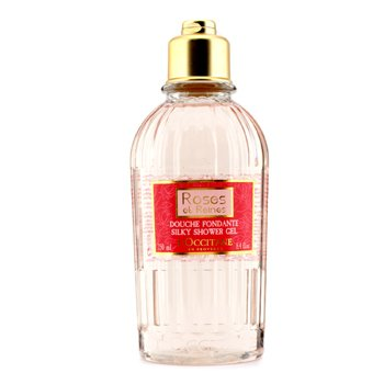 L'Occitane Roses Et Reines Silky Shower Gel  250ml/8.4oz