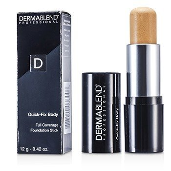 Dermablend Base Em Bastão Quick Fix Body Full Coverage - Medium  12g/0.42oz