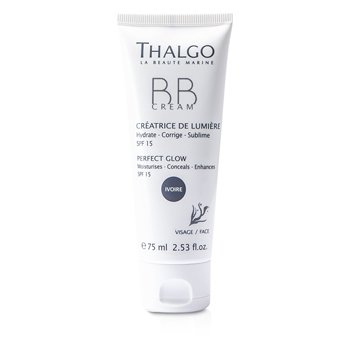 Thalgo BB Cream Perfect Glow SPF 15 - Ivory (Salon Size)  75ml/2.53oz