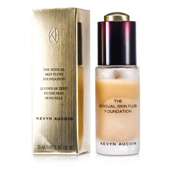 Kevyn Aucoin Płynny podkład The Sensual Skin Fluid Foundation - # SF06  20ml/0.68oz