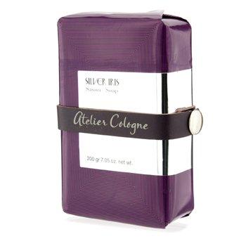Atelier Cologne Silver Iris såpe  200g/7.05oz