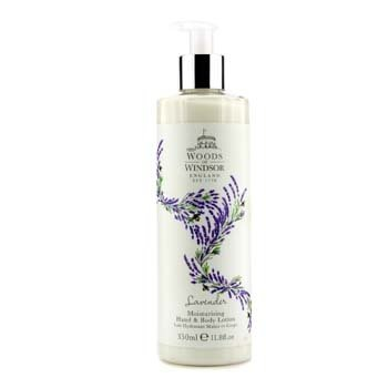 Woods Of Windsor Lavender Loci�n Hidratante de Manos & Cuerpo  350ml/11.8oz