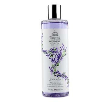 Woods Of Windsor Lavender Gel de Baño & Ducha Hidratante  350ml/11.8oz