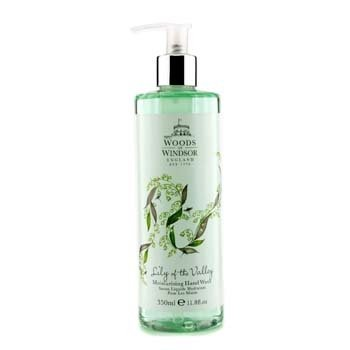 Woods Of Windsor Lily Of The Valley Jabón Hidratante de Manos  350ml/11.8oz