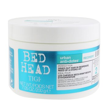 Tigi Máscara De Tratamento Bed Head Urban Anti+dotes Recovery  200g/7.05oz