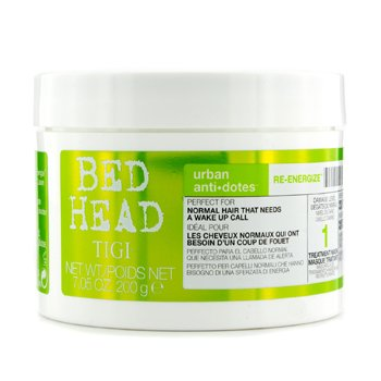 Tigi Bed Head Urban Anti+dotes Re-energize Treatment Mask  200g/7.05oz