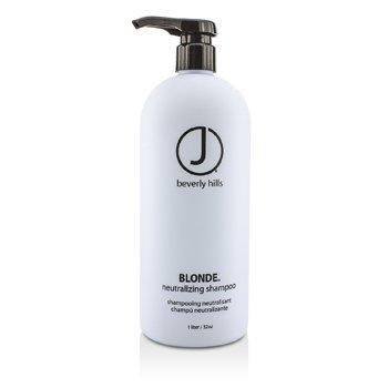 J Beverly Hills Blonde Şampon Neutralizant  1000ml/32oz