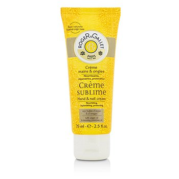 Roger & Gallet Bois d'Orange Hands & Nails Cream SPF 15  75ml/2.5oz