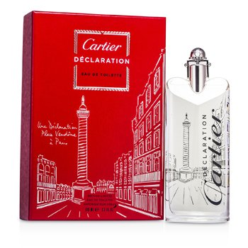 Cartier Declaration Eau De Toilette Spray (Edición Limitada)  100ml/3.3oz