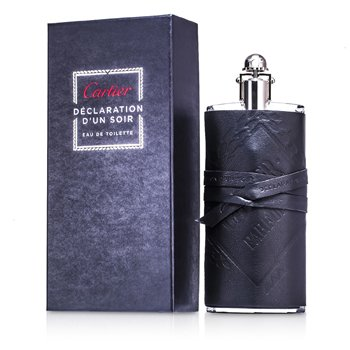 Cartier Declaration D'Un Soir Eau De Toilette Spray (Edición Prestiage)  100ml/3.3oz