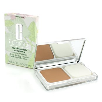 Clinique Anti Blemish Solutions Powder Makeup - # 15 Beige (M-N)  10g/0.35oz