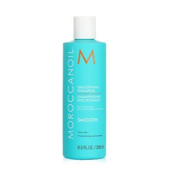 Moroccanoil Smoothing Shampoo (For Unruly and Frizzy Hair)  250ml/8.5oz