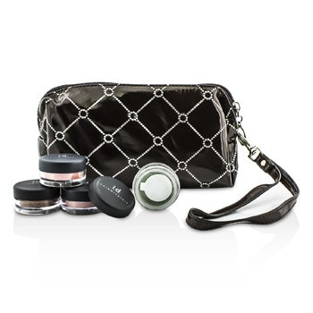 BareMinerals Kit de Sombras i.d. BareMinerals: 4 x Eye Shadow + 1 xNecessaire  4pcs +1bag