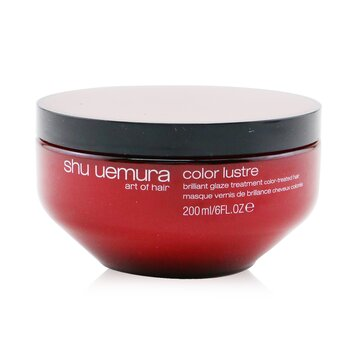 Shu Uemura Color Lustre Brilliant Glaze Tratamiento (Para Cabello Tratado con Color  200ml/6oz