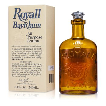 Royall Fragrances Royall BayRhum All Purpose Lotion Splash  240ml/8oz