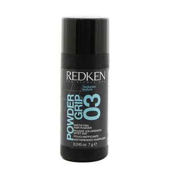 Redken Styling Powder Grip 03 Polvo de Cabello Matificante  7g/0.245oz