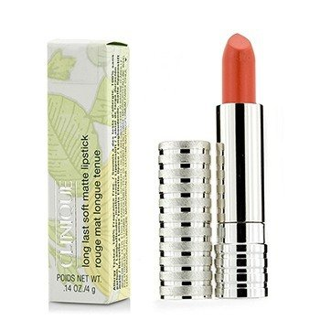 Clinique Pintalabios de Larga Duración - No. 46 Mandarin (Soft Matte)  4g/0.14oz