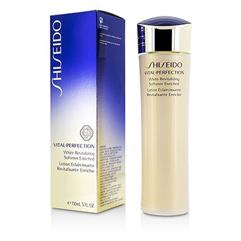 Shiseido Vital-Perfection White Revitalizing Softener Enriched  150ml/5oz