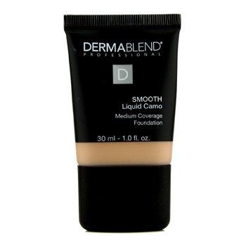 Dermablend Smooth Liquid Camo Foundation (Medium Coverage) - Camel  30ml/1oz
