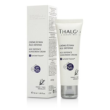 Thalgo Age Defence Sunscreen Cream SPF 50+ (Sun'ytol Future)  50ml/1.69oz