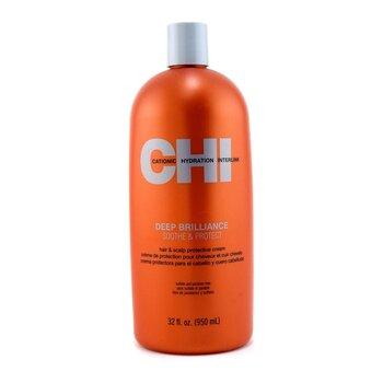 CHI ディープブリリアンス スーズ&プロテクト ヘア&スカルプ プロテクティブクリーム  950ml/32oz