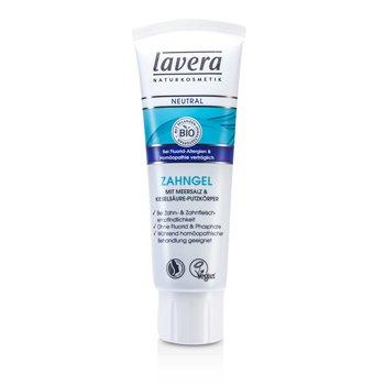 Lavera Tooth Gel Neutral 60144/102441  75ml/2.5oz