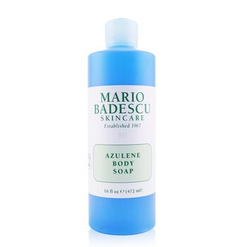 Mario Badescu Azulene Body Soap - For All Skin Types  472ml/16oz