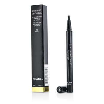 Chanel Ecriture De Chanel (Stylo Eye Liner) - 10 Noir  0.5ml/0.01oz