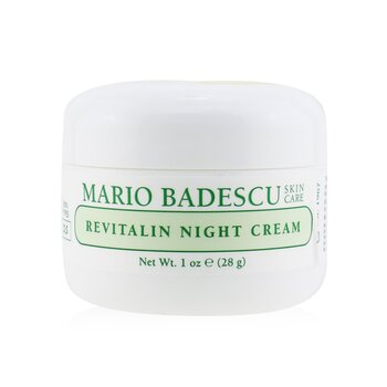 Mario Badescu Revitalin Night Cream - For Dry/ Sensitive Skin Types  29ml/1oz
