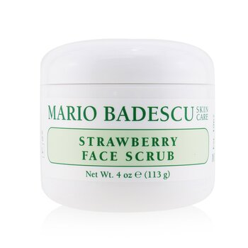Mario Badescu Strawberry Face Scrub - For All Skin Types  118ml/4oz