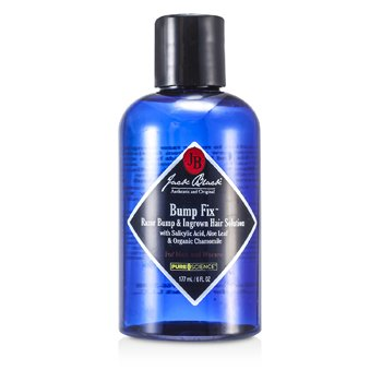 Jack Black Razor Bump & Ingrown Hair Solution  177ml/6oz