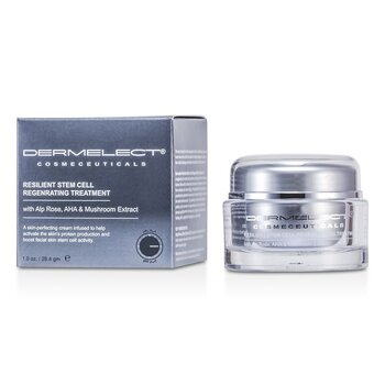 Dermelect Resilient Stem Cell Regenerating Treatment  28.4g/1oz