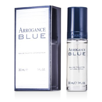 Arrogance Blue Eau De Toilette Spray  30ml/1oz
