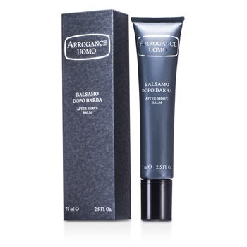 Arrogance Uomo After Shave Balm  75ml/2.5oz