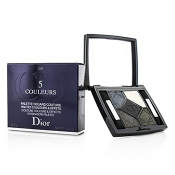 Christian Dior 5 Couleurs Couture Colours & Effects Eyeshadow Palette - No. 096 Pied De Poule  6g/0.21oz