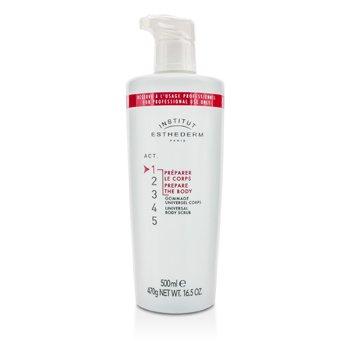 Esthederm Universal Body Scrub (Salon Size)  500ml/16.5oz