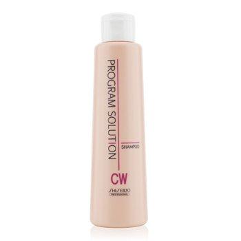 Shiseido Program Solution Shampoo CW (For Colored & Wave Hair)  200ml/6.7oz