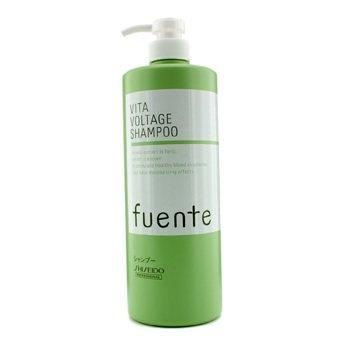 Shiseido Fuente Vita Voltage Shampoo  1000ml/33.8oz