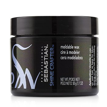 Sebastian Shine Crafter Moldable Shine Wax  50ml/1.7oz
