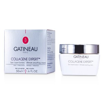 Gatineau Wygładzający krem na noc z kolagenem Collagene Expert Ultimate Smoothing Cream  50ml/1.6oz
