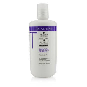 Schwarzkopf BC Smooth Perfect Tratamiento (Para Cabello Rebelde)  750ml/25.4oz