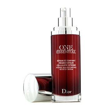 Christian Dior One Essential Intense Skin Detoxifying Booster Serum - Serum Peningkat untuk Kulit  50ml/1.7oz
